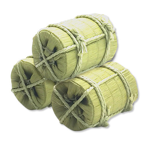 小さな米俵(魚沼産こしひかり)3個セット-景品パーク